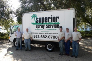 Superior Spray Services Inc