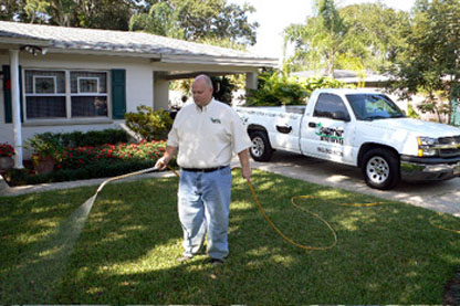 Kevin Blanks - Lawn Care and Spraying by Superior Spray