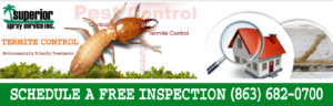 Free Termite Inspection - Superior Spray Service Inc