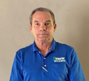 Larry Kelley Superior Spray Service Northwest Florida Branch Manager